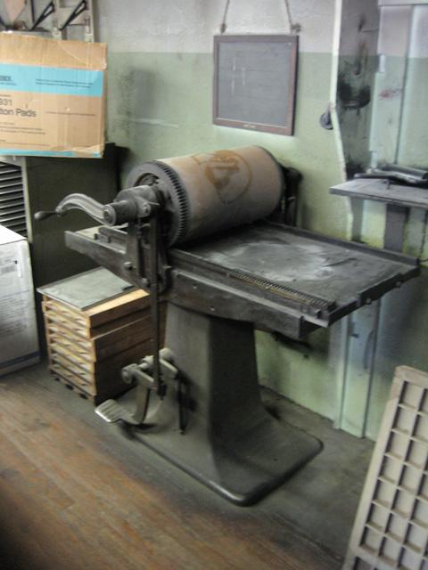 Potter Proof Press