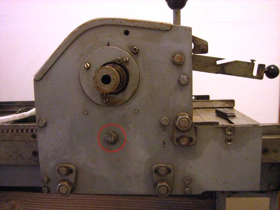 Trip mechanism stud