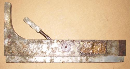 SP-15 Corroded Lockup Bar
