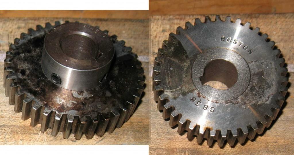 New gear assembled - 2 views