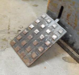 gripper pedal1