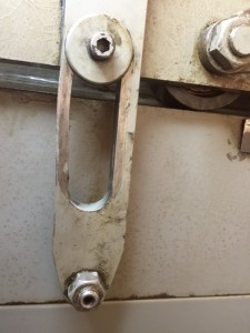 warped trip rack
