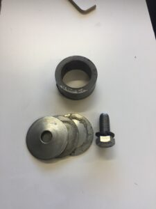 washers bolt and collar